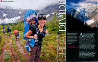 BC Mag Story: Hiking the Rockwall Trail
