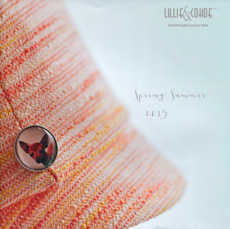 Lillie&Cohoe Spring-Summer 2013 Catalogue